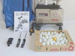 卓球ロボット 付属品一式