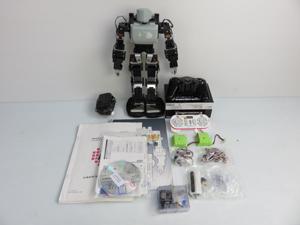 二足歩行ロボット 仮査定前の確認事項