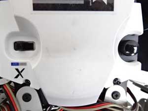 二足歩行ロボット ボディ 汚れ
