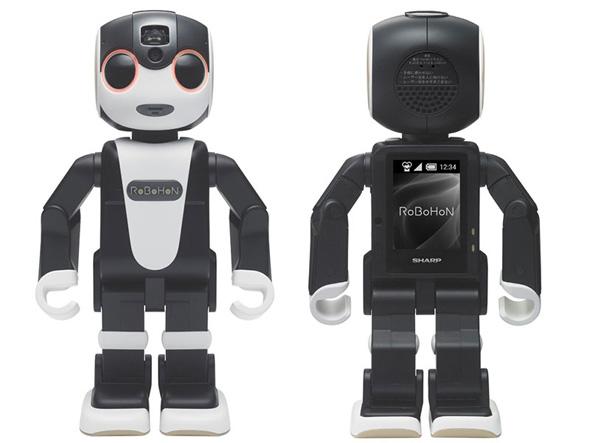 モバイル型ロボット電話