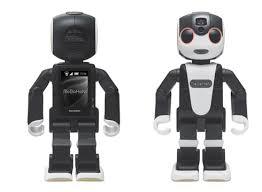 二足歩行ロボット携帯電話