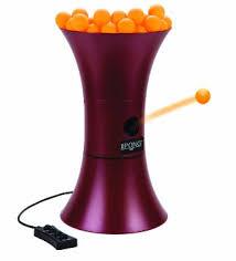 自動卓球マシン