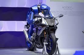 人型自律ライディングロボット