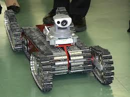 災害救助ロボット