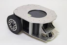 二輪ロボット