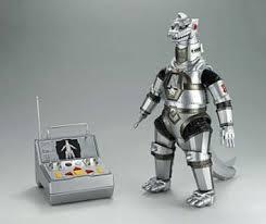全自動遠隔操作ロボット 怪獣 メカゴジラ