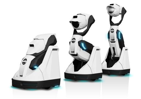 プロジェクターロボット