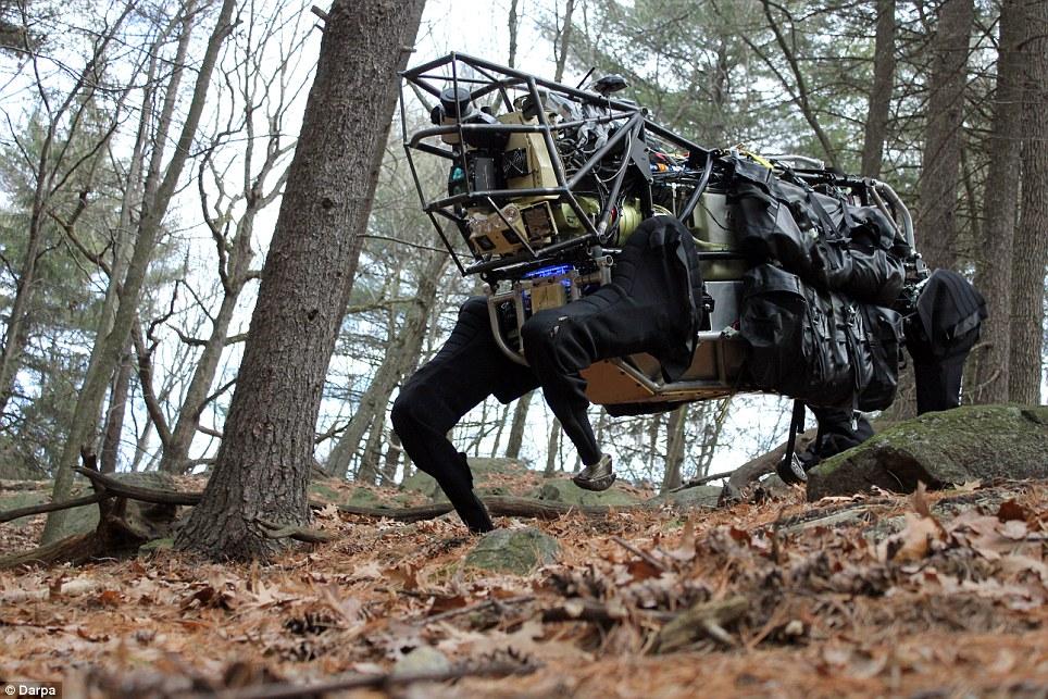 軍用ロボット
