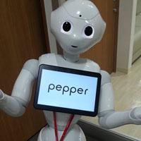 店内ロボット