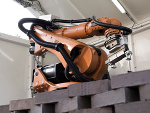 建設ロボット 部分ごと 動き 不具合