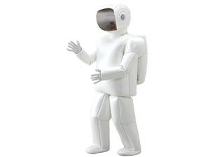 着ぐるみロボット