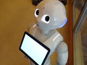 IOTでロボットの需要増す!