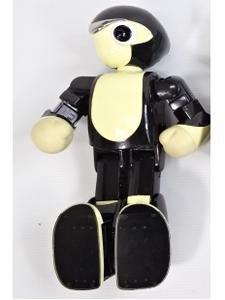 ヒューマノイドロボット 色褪せ 変色