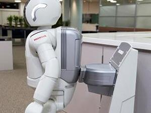 自律型ロボット 充電