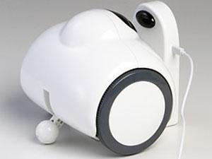 カメラ搭載ロボット 充電