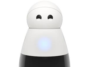ホームロボット Kuri 指示正常作動