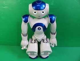 Aldebaran 二足歩行ロボット NAO 中古